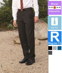 Banner Plymouth Pleated Trousers