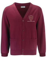 St James' C of E Primary School Embroidered Cardigan