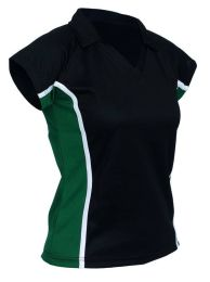 Pittville Girls Fitted Games Top