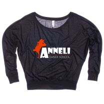 Anneli Dance Long Sleeved Slouch Top