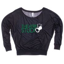 Theatre Studio Long Sleeved Slouch Top