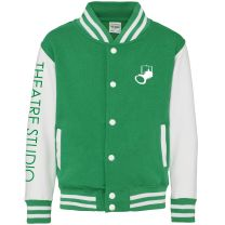 Theatre Studios Jacket - Green and White