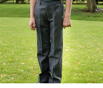 Fitting Guide for Junior Boys Trousers